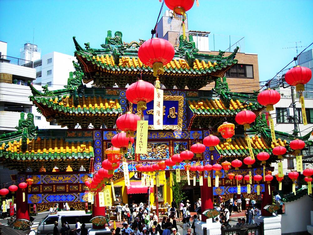 Sebentar lagi turis WNI bisa melihat Kuil Ruujin di Yokohama tanpa membutuhkan visa.