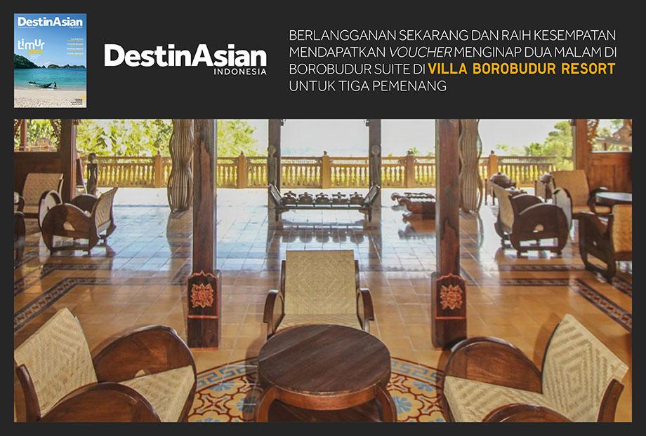 Subscribe - DestinAsian Indonesia