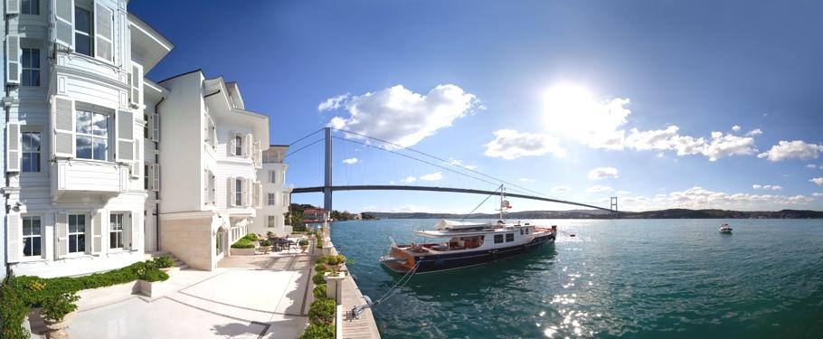 Properti ini memiliki perahu privat yang bisa digunakan oleh tamu.