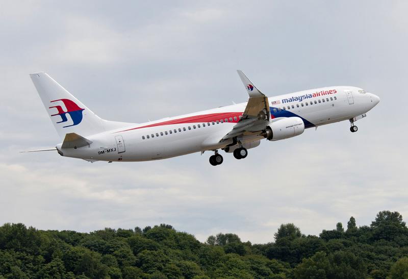 Armada Boeing 737-800 yang melayani rute baru ini.