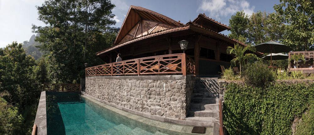 Villa Diponegoro di Villa Borobudur. Di sini terdapat tempat semadi Pangeran Diponegoro.