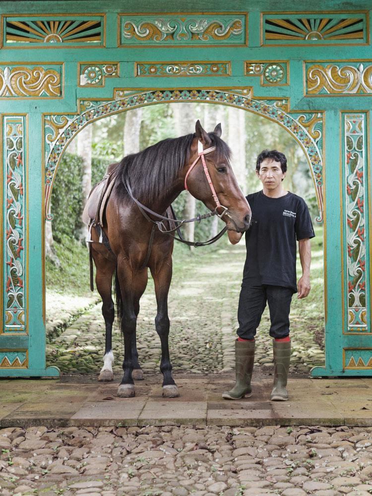 Berkuda juga menjadi salah satu pilihan aktivitas di MesaStila.