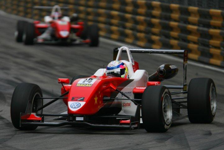 Formula 3 Macau yang melahirkan pembalap-pembalap nomor satu dunia.