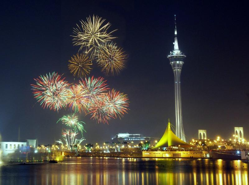 Macau International Fireworks Display Contest diadakan pertama kali pada 1989.