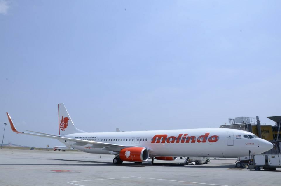 Selain armada ATR72-600, rute-rute Malindo Air juga dilayani armada Boeing 737-900ER baru ini.