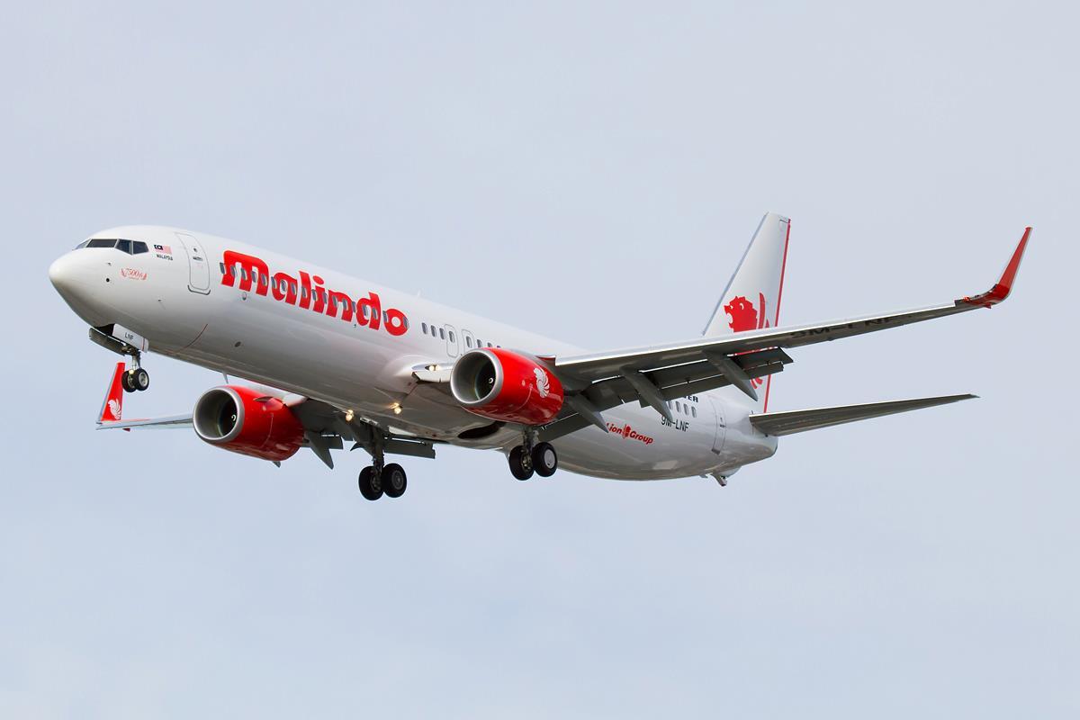 Armada baru Malindo Air: Boeing 737-900ER.