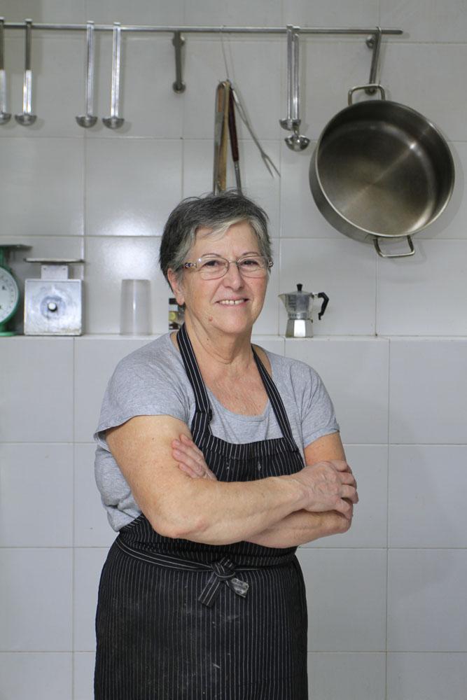 Rossana, bidan dibalik kelahiran masakan rumahan di Mamma Rossy.