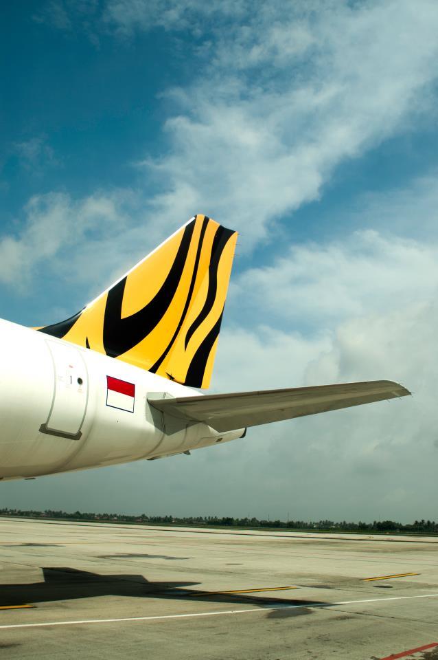 Tigerair Mandala jadi satu-satunya maskapai yang melayani penerbangan Yogyakarta - Palembang.
