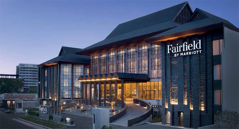 Menangkan Voucher Menginap 2 Malam di Junior Suite di Fairfield by Marriott Belitung Untuk 3 Pemenang