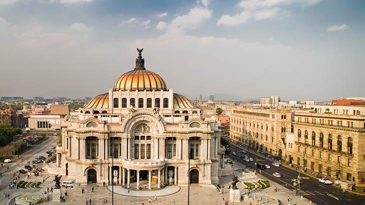wisata meksiko