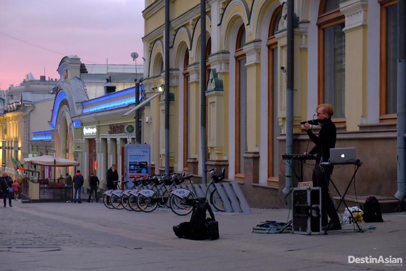 moskow, wisata di moscow