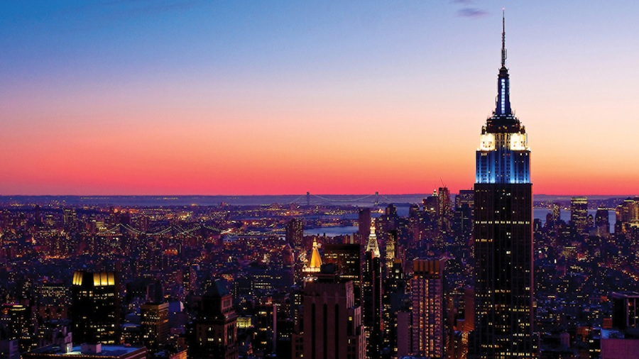 Tur akan mampir di Four Seasons New York.