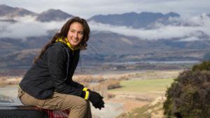 Nadine Chandrawinata | Duta Wisata Selandia Baru | DestinAsian
