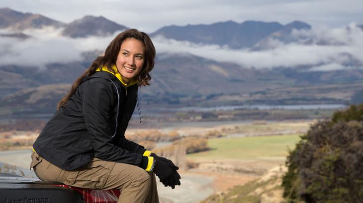 Nadine Candrawinata | Duta Wisata Selandia Baru | DestinAsian