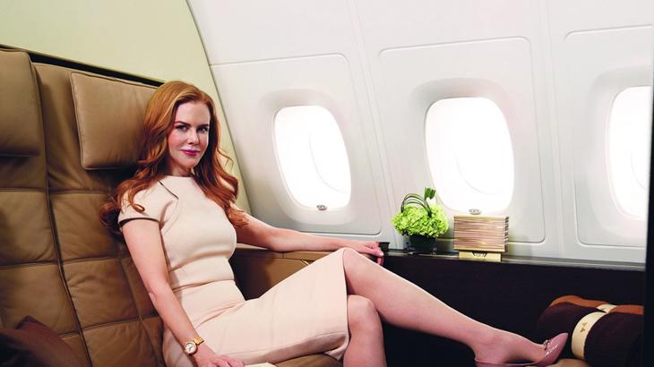 Nicole Kidman | Duta Maskapai | DestinAsian