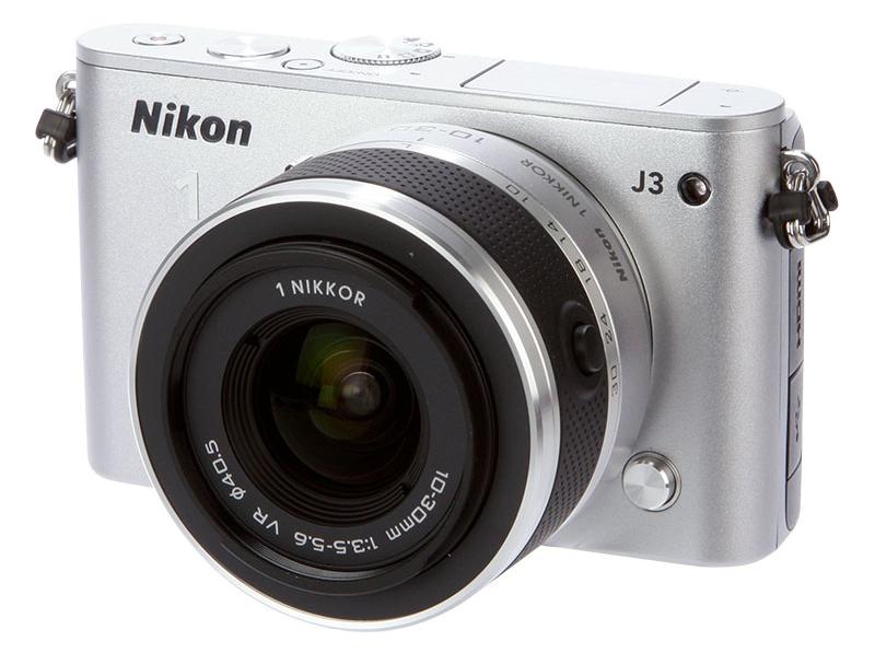 Nikon 1 J3.