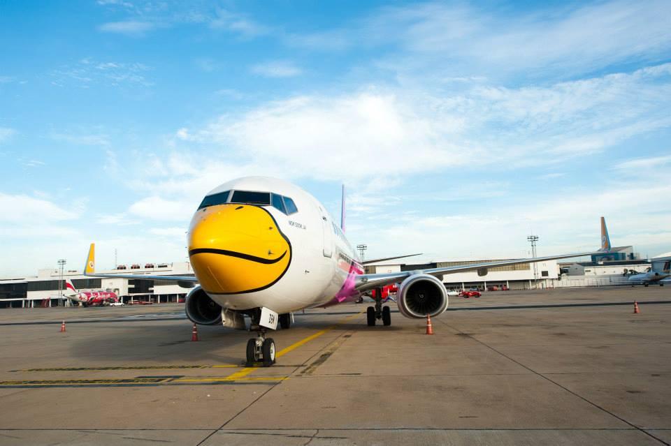 NokAir selama ini fokus ke rute-rute domestik Thailand.