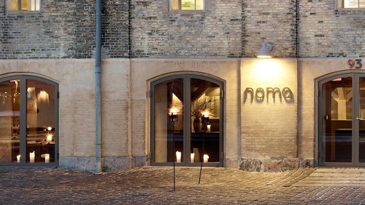 Noma berkali-kali duduk di peringkat pertama daftar restoran terbaik.
