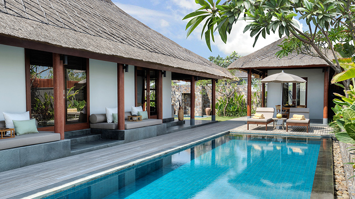 One Bedroom Garden Villa - Pool