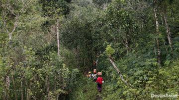 Ritual Menyambut Dewa Gunung - DestinAsian Indonesia