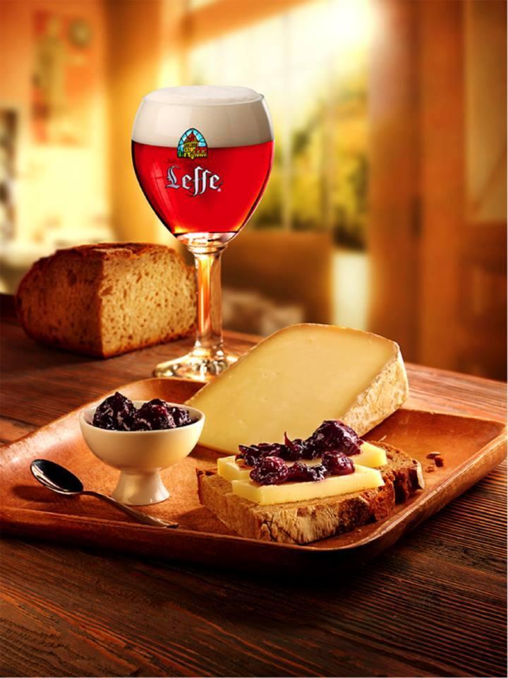 Memadukan bir dengan keju menjadi salah satu acara di Paris Beer Week.