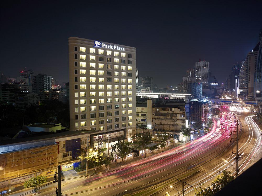 Park Plaza Sukhumvit Bangkok.