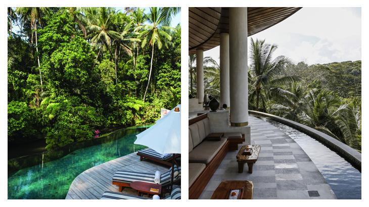 Amadea Resort & Villas memayungi 86 kamar, 7 suite, dan 7 pool villa.