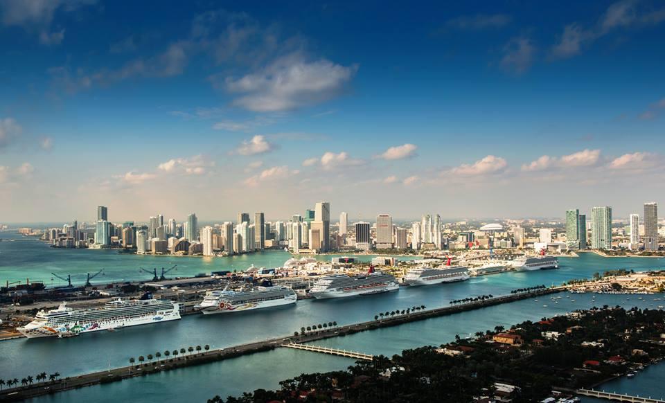 Pelabuhan Miami menerima empat juta turis pada 2013. <i>Foto: Port Miami.</i>