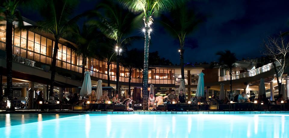 Potato Head Beach Club, properti milik PTT Family yang populer di Bali.