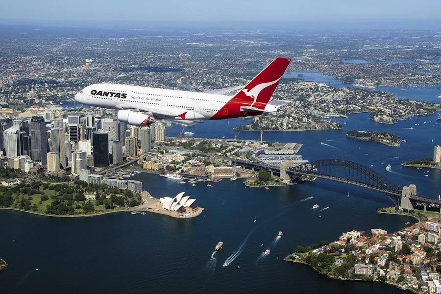 Pada Maret 2015, teknologi anyar itu diuji coba di penerbangan A380.