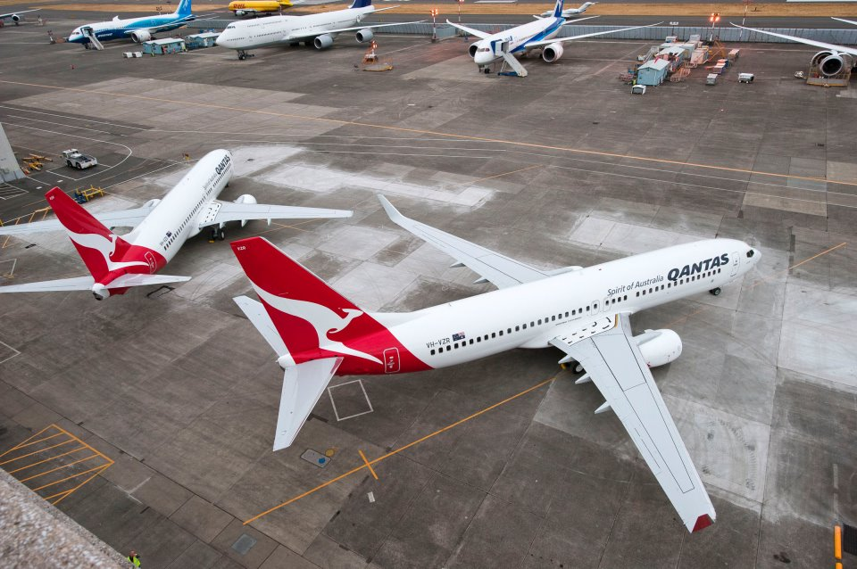 Qantas siap merebuat gelar rute penerbangan terpanjang di dunia.