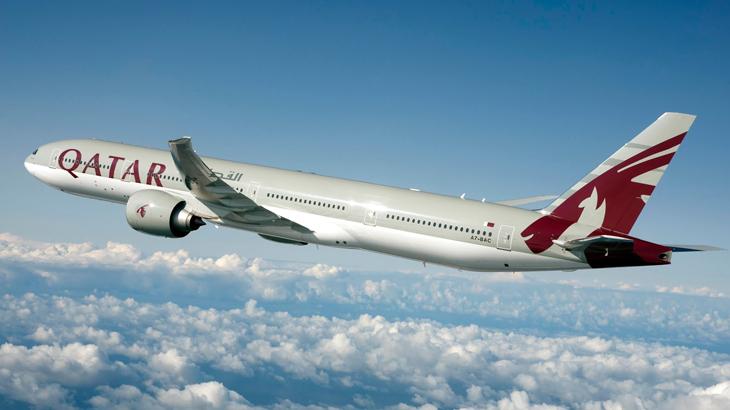 Qatar Airways merosot satu peringkat ke posisi dua tahun ini.