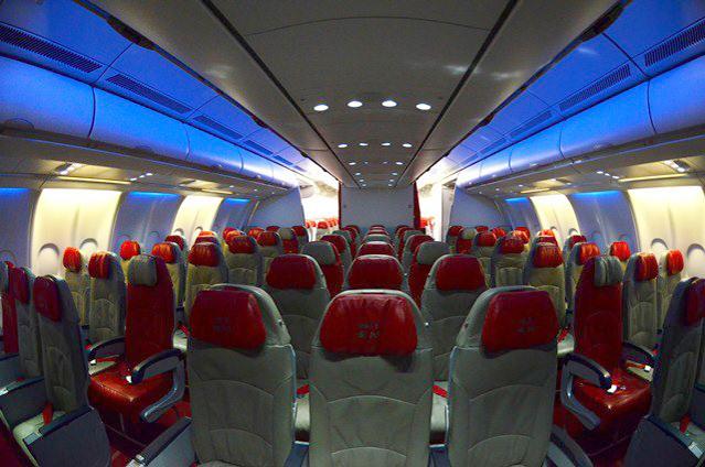 Selain kelas bisnis, armada A330 AirAsia X juga dilengkapi dengan Quiet Zone bagi mereka yang menginginkan ketenangan lebih.