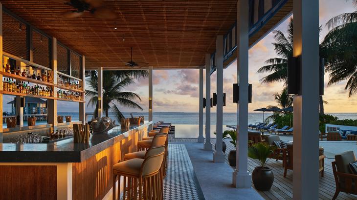 Raffles Maldives Meradhoo, hotel baru di maldives