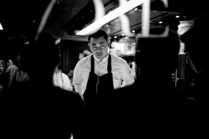 Andre Chiang, otak di balik kesuksesan Restaurant Andre yang telah menyabet beragam penghargaan.
