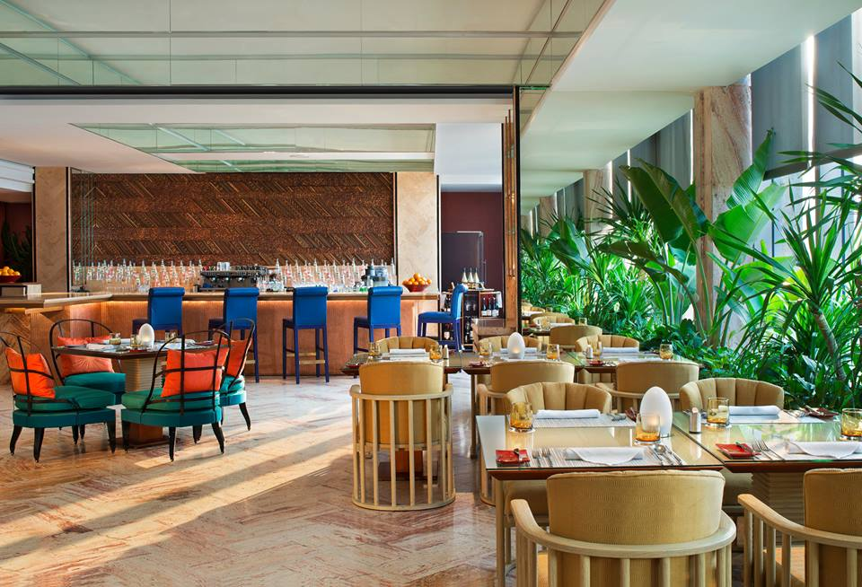 Interior restoran Bengawan.
