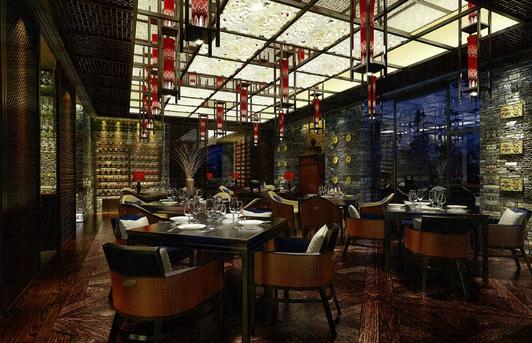 Restoran Tian Tai Xuan yang menyajikan hidangan ala Kanton.