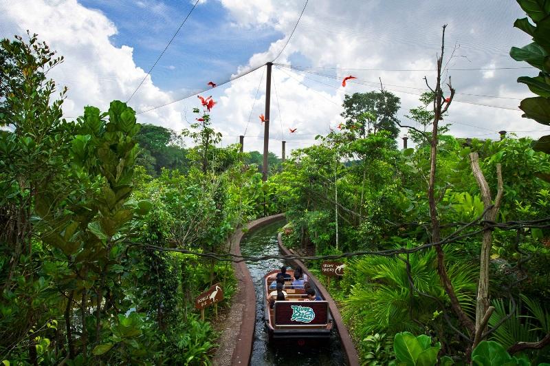 River Safari, wahana rekreasi baru di Singapura.