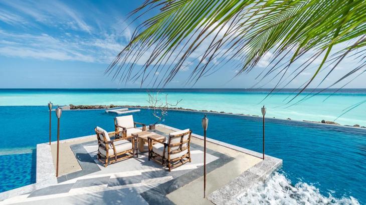 hotel baru di maldives, SAii Lagoon Maldives