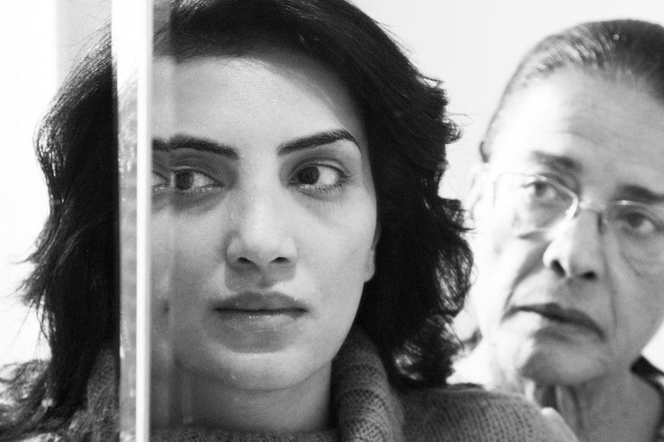 Cuplikan adegan di film Decor produksi sineas asal Mesir.