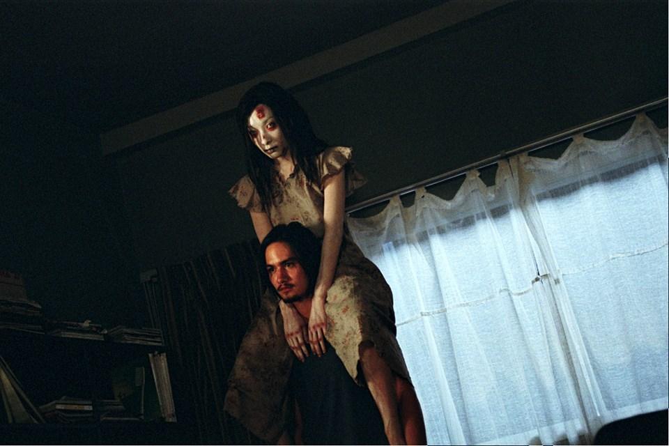 Shutter, salah satu film horor Thailand yang dihidupkan di Sentosa Spooktacular 2013.