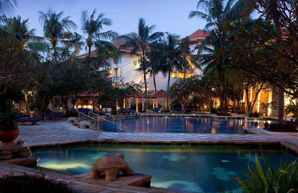 Hotel Sheraton Bandara, Jakarta.