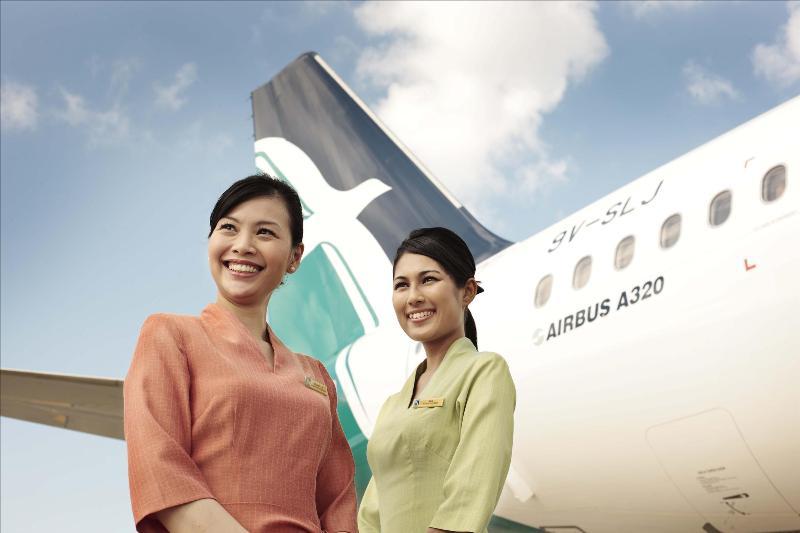 Selain Solo, maskapai Singapura ini juga melayani Kota Semarang dan Yogyakarta.