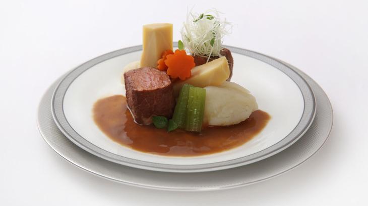 Meskipun makanan sehat, cita rasanya tetap lezat.