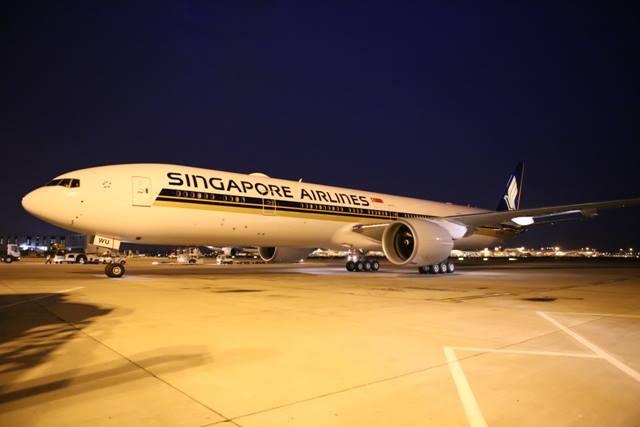 Penambahan bagasi Singapore Airlines hingga 10 kilogram.