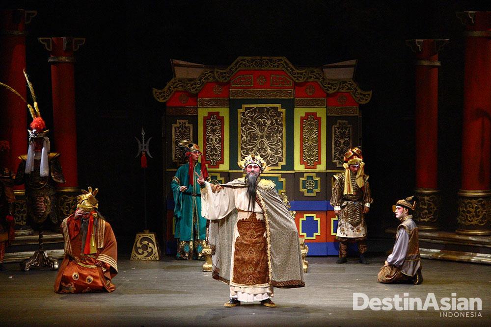 Sie Jin Kwie di Negeri Sihir adalah judul ke-126 yang sudah dipentaskan Teater Koma.