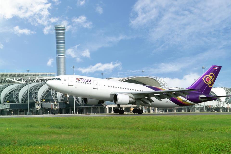 Selain tiket internasional, Thai Airways juga tawarkan promo tiket domestik.