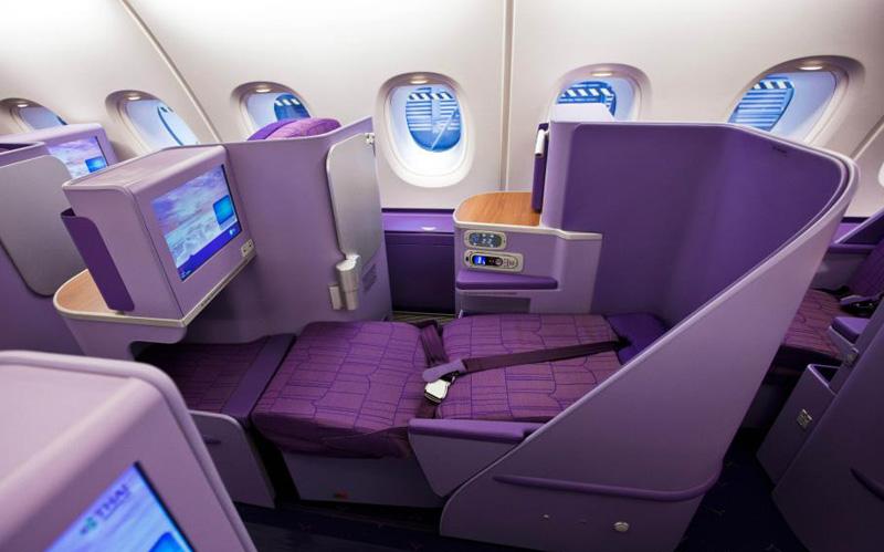 Dalam masa percobaan, penumpang kelas bisnis bisa menikmati fasilitas Wi-Fi secara sonder bayar.