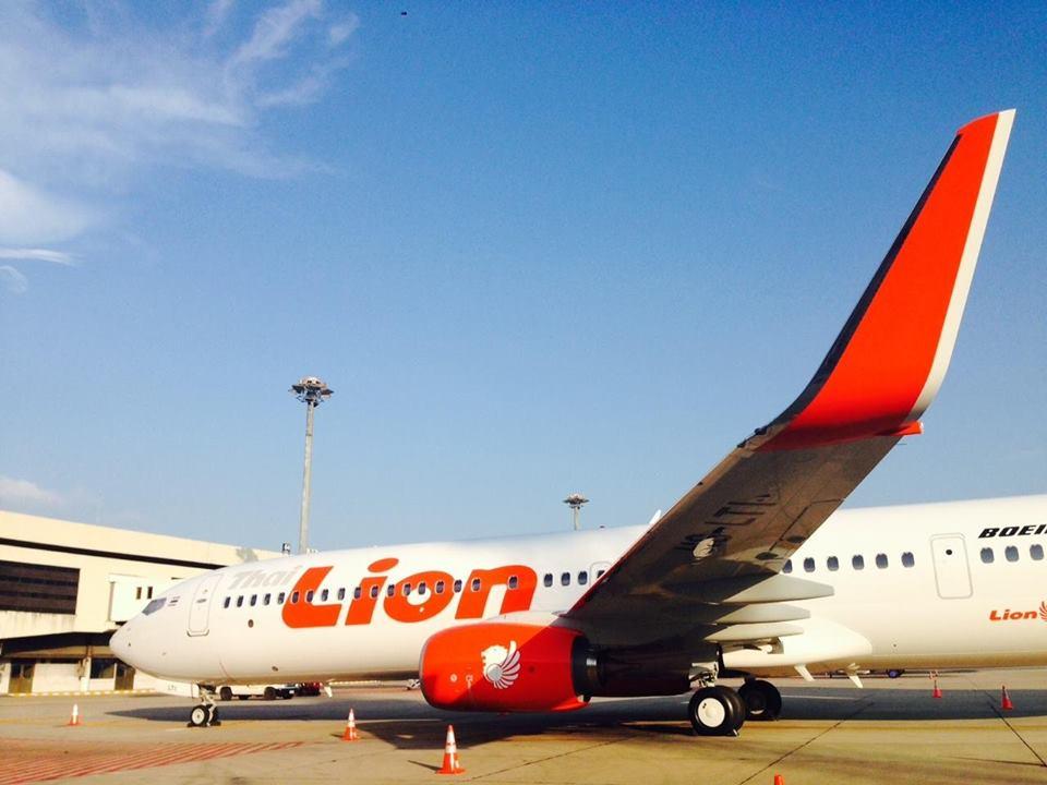 Thai Lion Air melayani penerbangan Bangkok-Kuala Lumpur mulai 18 Desember 2013.