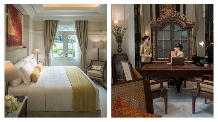 Selain paket makan malam, Hotel The Hermitage Jakarta juga tawarkan paket menginap di Hari Kasih Sayang.